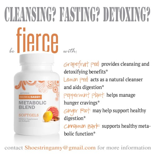 I've been thinking about doing a detox, cleanse, or maybe fasting! I need to try this product from ShoestringAmy